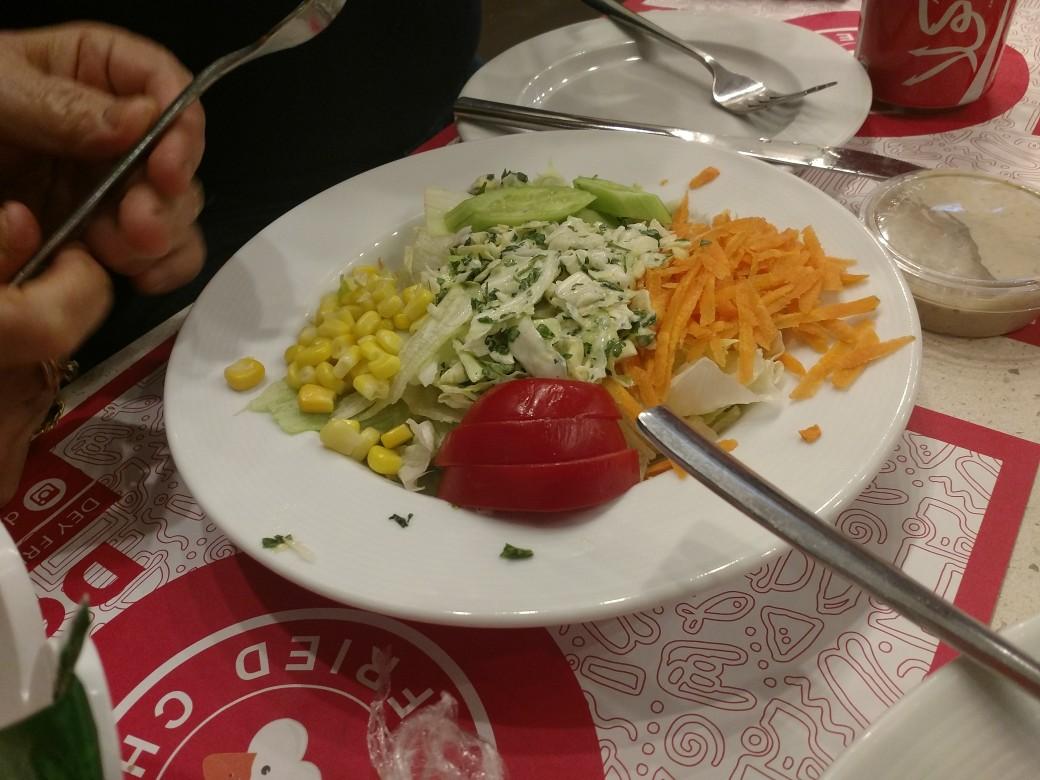مرغ سوخاری دی(مطهری)