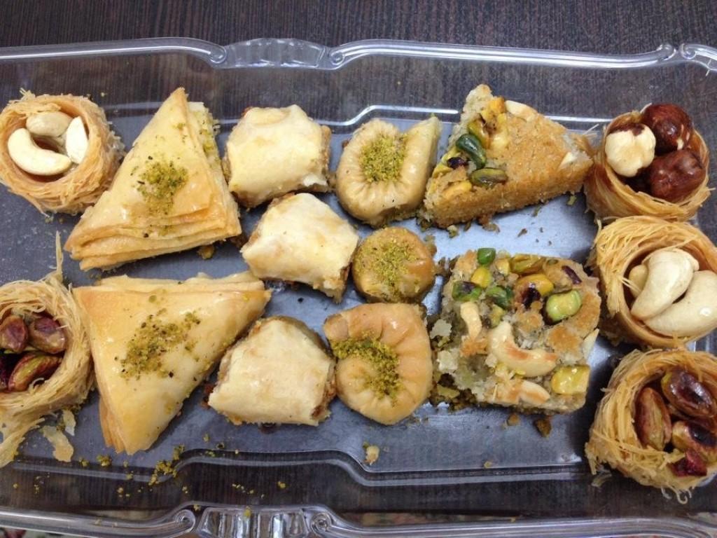 شیرینی لبنانی روشه (گاندی)