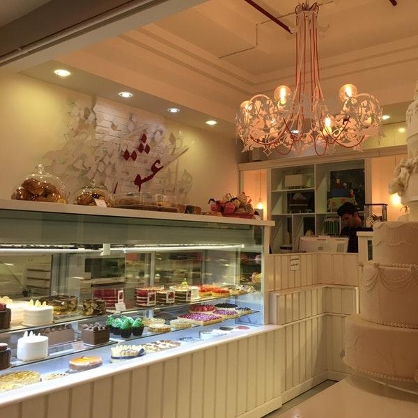 شیرینی فروشی وانیلا (فرشته)