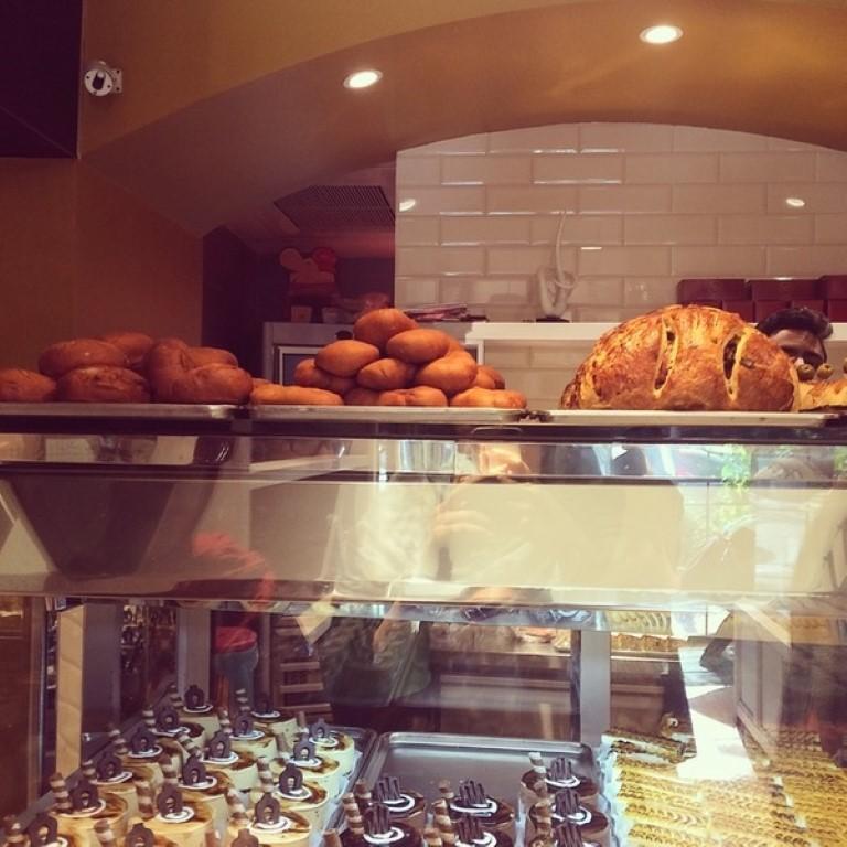 شیرینی فروشی طلایی