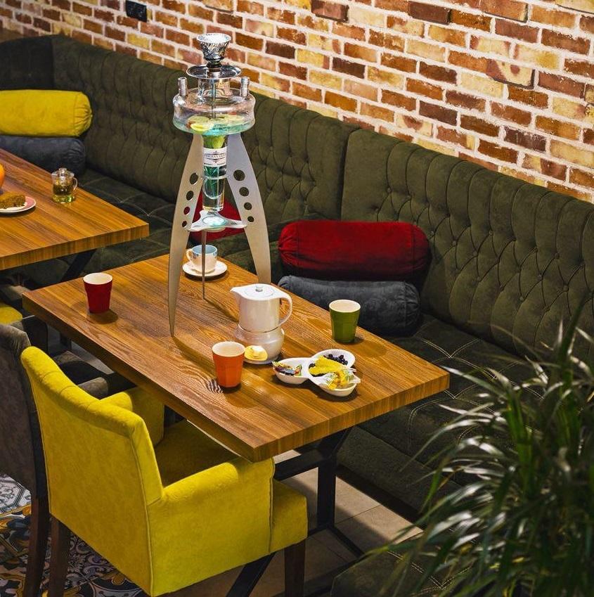 کافه رستوران خلیج فارس
