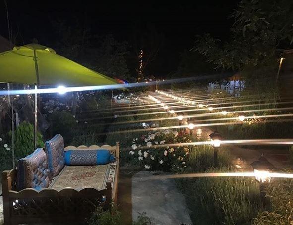 باغ رستوران چهل ستون
