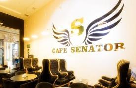 کافه  سناتور (سعادت آباد)