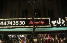 رستوران د ل پ (شهرک گلستان)