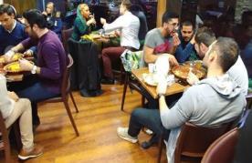 رستوران کبابی آتیش