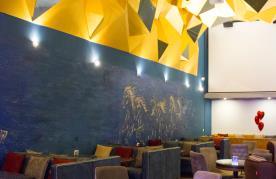 رستوران موخو لانژ
