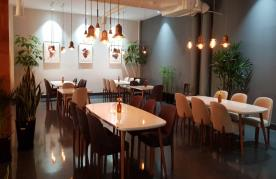 رستوران مجموعه نگیما