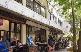 کافه کاریز (ترگیل)