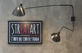 رستوران استریت آرت