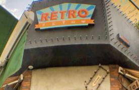 رستوران رترو