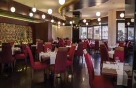 رستوران هتل اسکان الوند ( شار سابق)