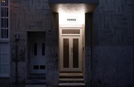 کافه بوتیک هتل حنا