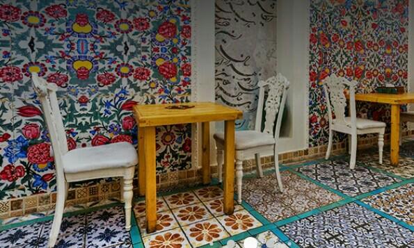 عمارت سنتی ایرانی
