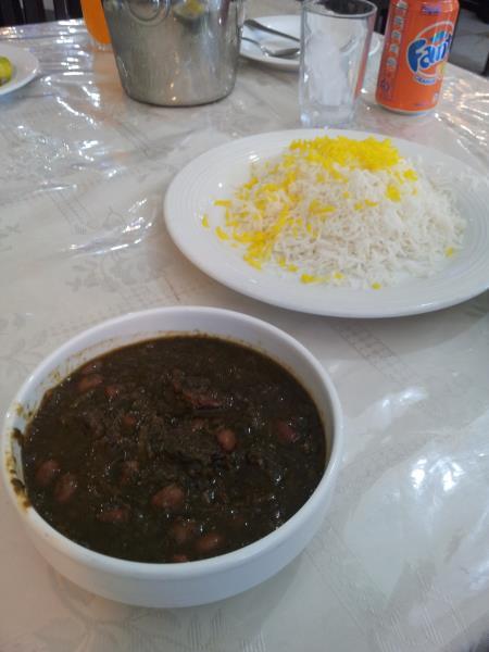 رستوران فست فود شاطر عباس