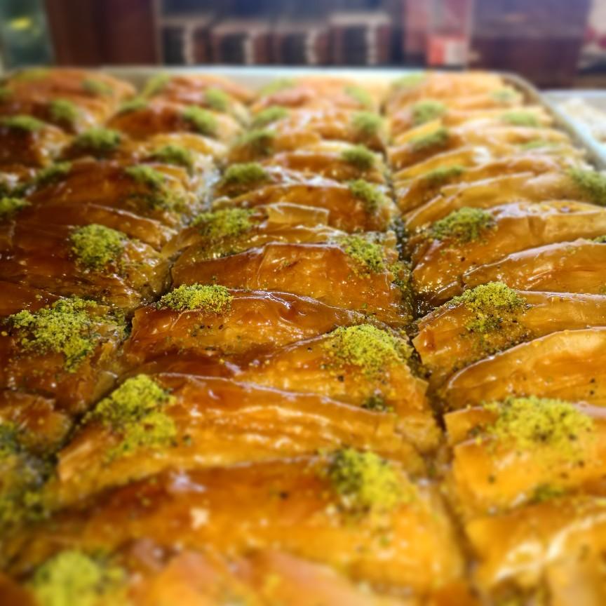 شیرینی فروشی باقلوا ترکی علی کیپا