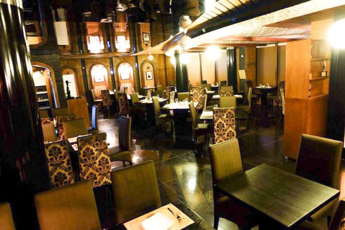 رستوران جنارو مرزداران (ژوانی سابق)