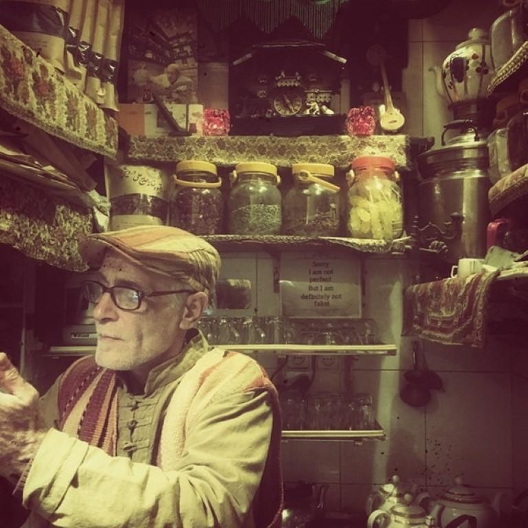 کافه قهوه خانه حاج علی درویشی