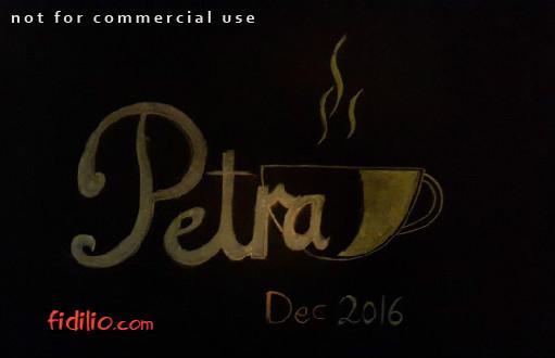 کافه پترا