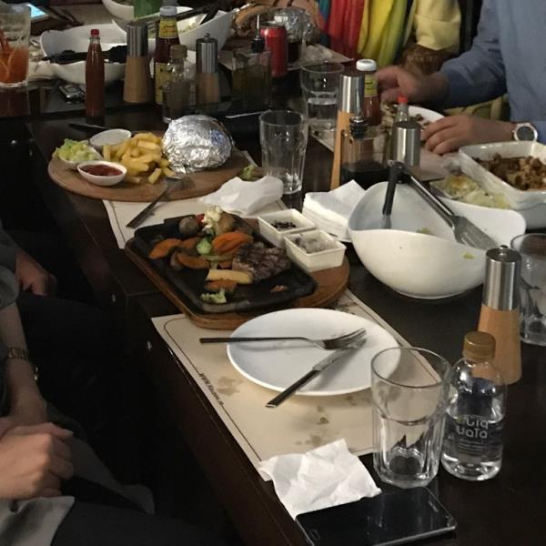 رستوران فست فود  کالوک