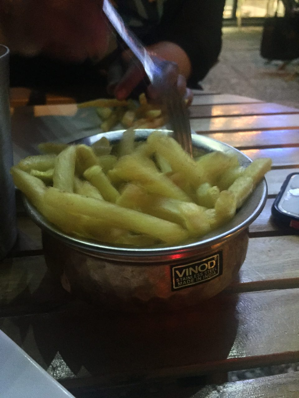 رستوران فست فود  هارپاگ