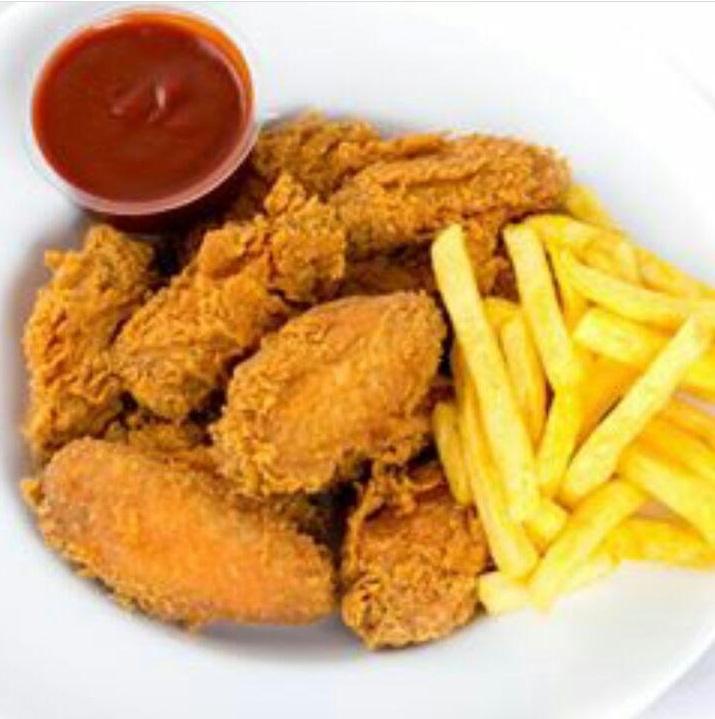 مرغ سوخاری دی (فودکوردت پالادیوم)