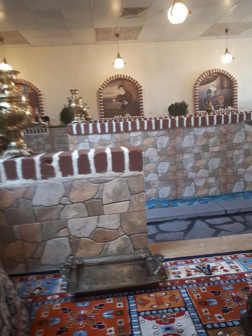 سفره خانه سنتی ملک طوبی