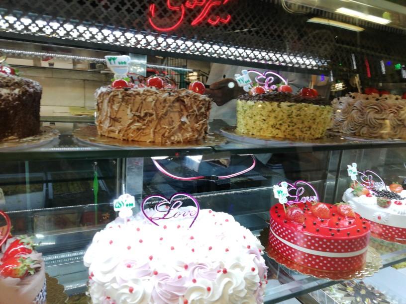 شیرینی فروشی ژاندارک