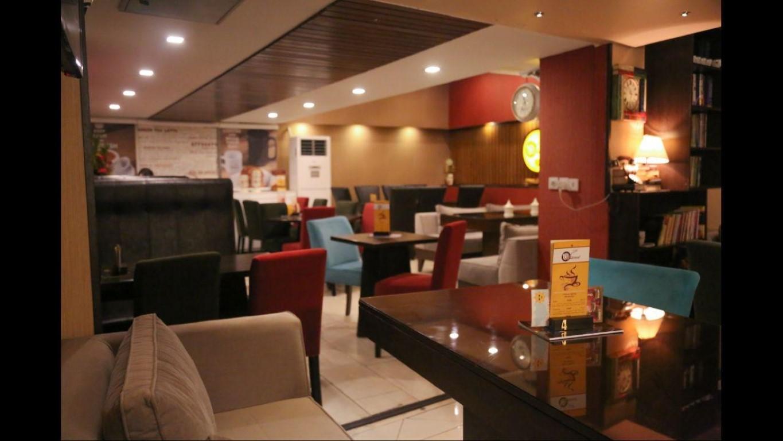 کافه ویونا (نگین ظفر)