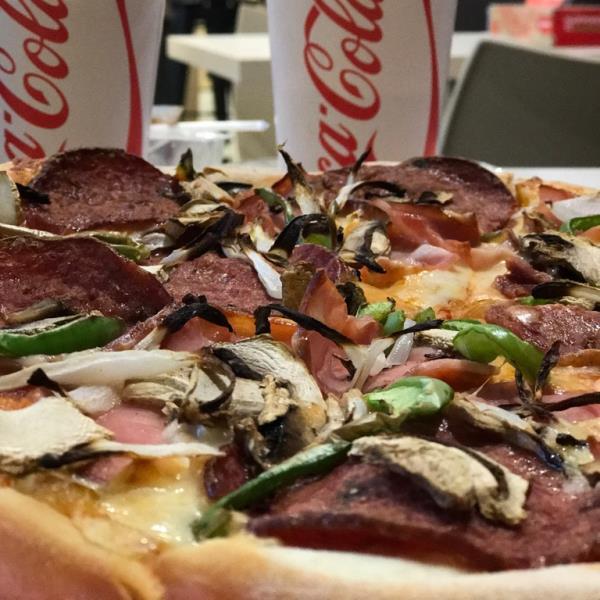 تله پیتزا (مرزداران)