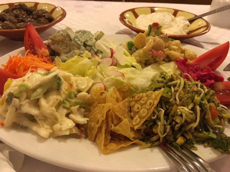 رستوران فست فود  شبستان