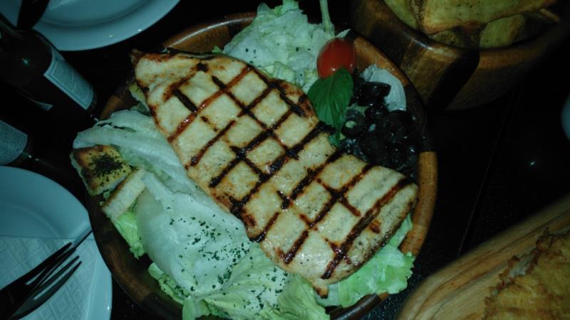 رستوران فست فود بارزیل