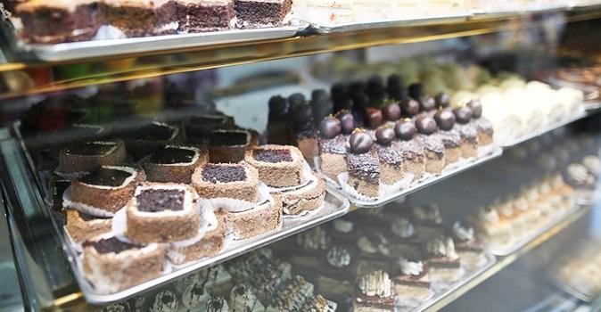 شیرینی فروشی میلاوه (شمس آباد)