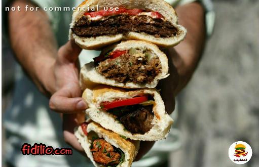 رستوران  فست فود  خانه کباب