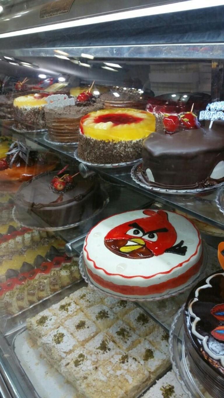 شیرینی فروشی تیفانی