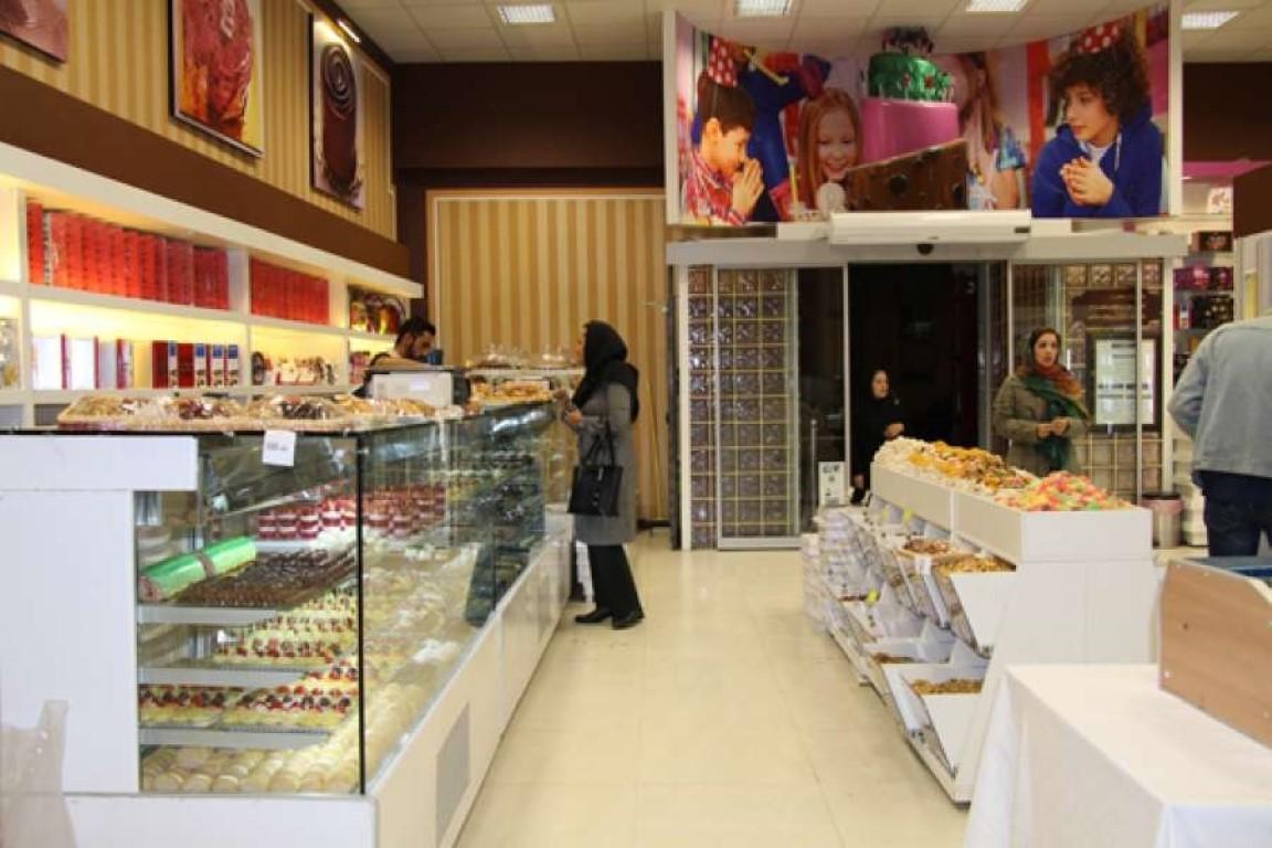 شیرینی فروشی ناتلی (نیاوران)