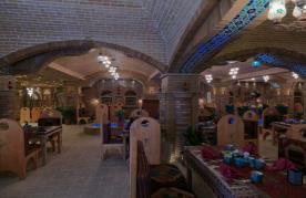 رستوران ترمه (هتل فردوسی)