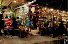 کافه ایستگاه (لاله)