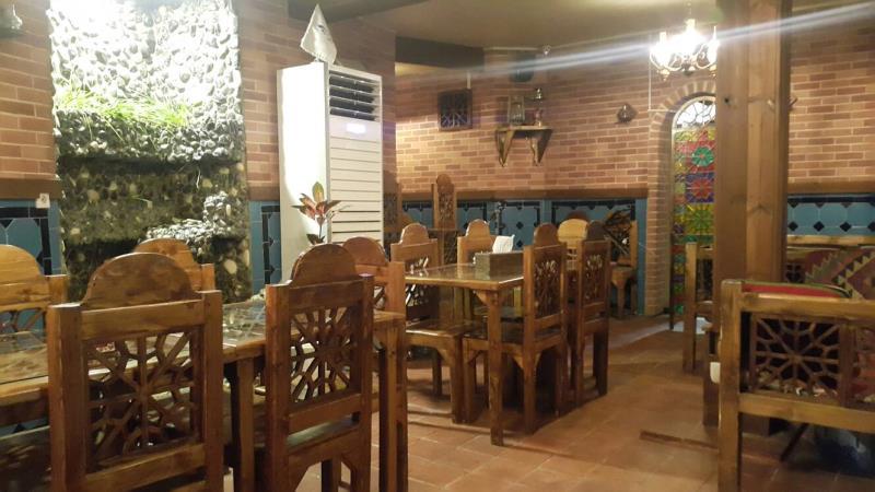 رستوران فست فود سرای سنتی سیمرغ