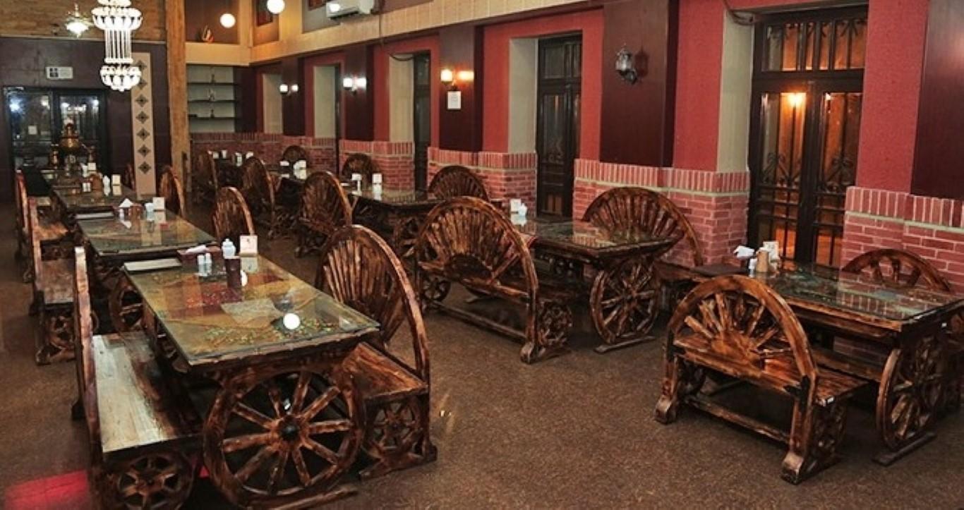 رستوران بین المللی سنگلج