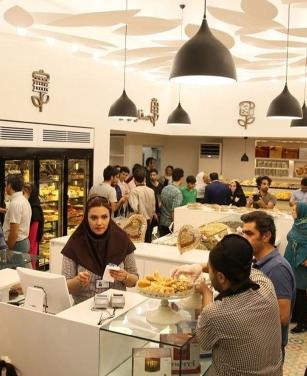شیرینی فروشی ناتلی (فلکه اول تهرانپارس)