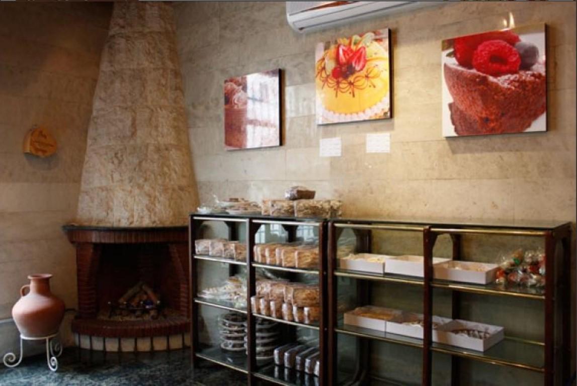 شیرینی فروشی هانس