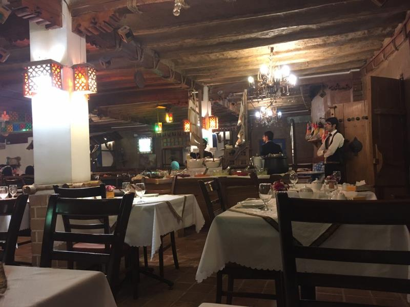 رستوران فست فود گیلار