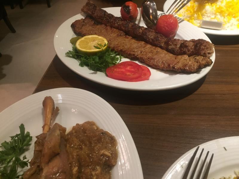 رستوران فست فود محسن