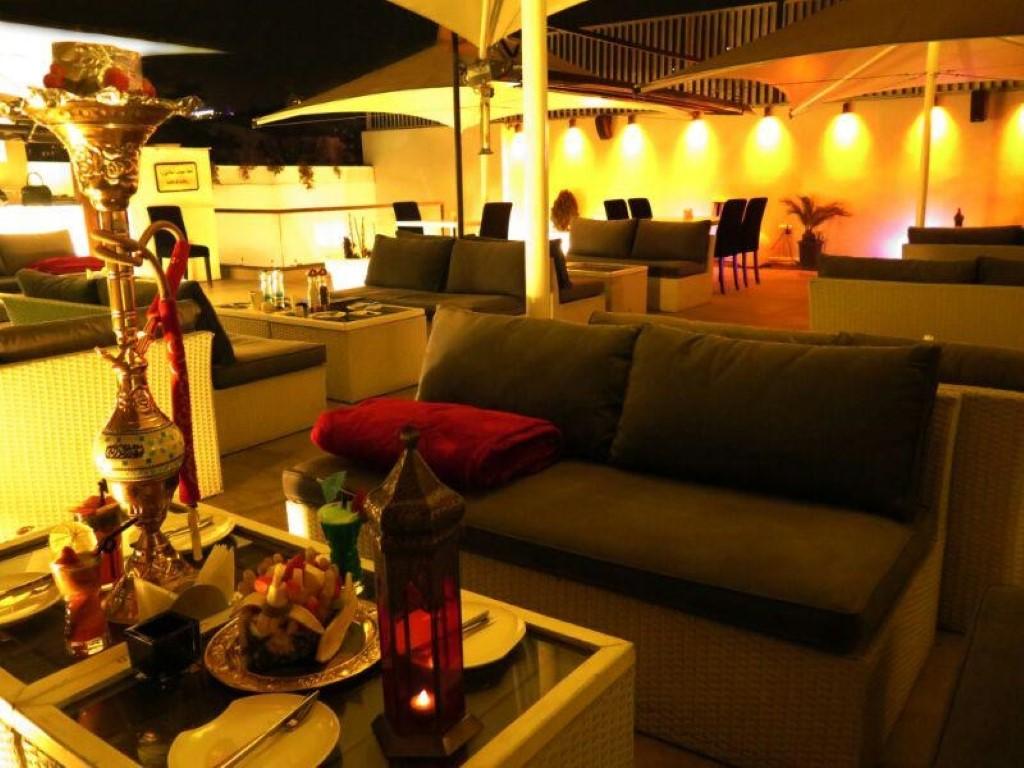 رستوران عربی خیمه