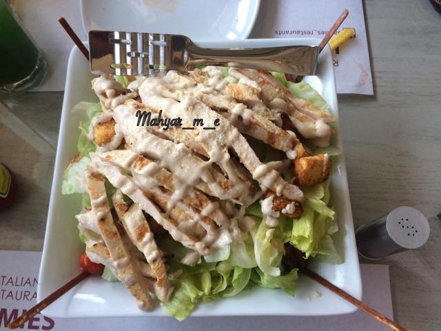 رستوران فست فود ژمیس
