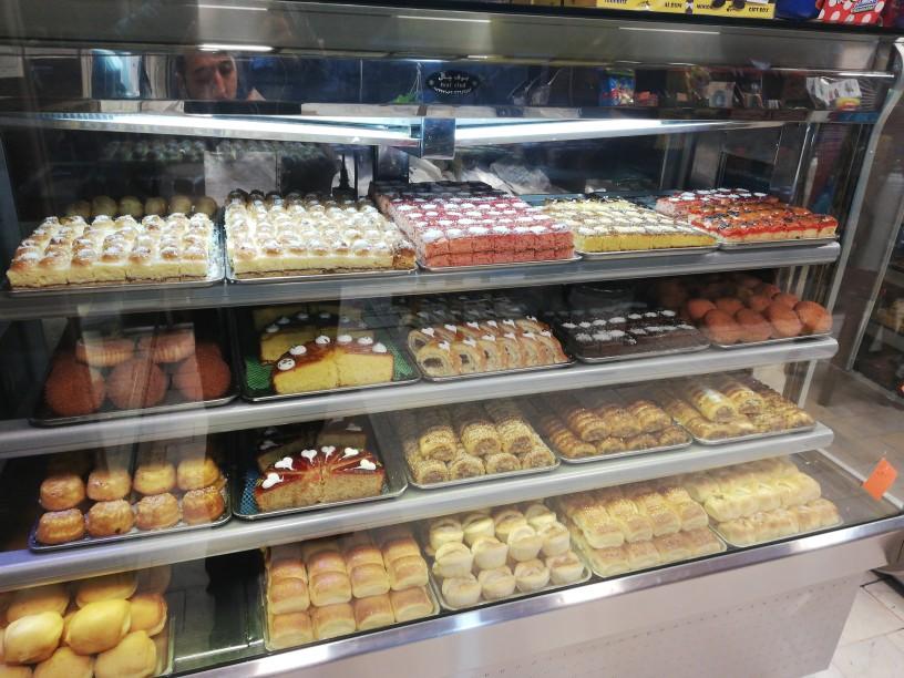 شیرینی فروشی رنگینک