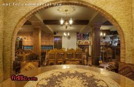 رستوران سرای سنتی سیمرغ