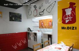 رستوران مستر دیزی(گاندی)