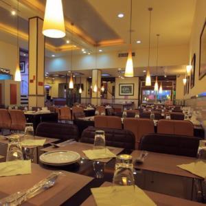 رستوران زعفران