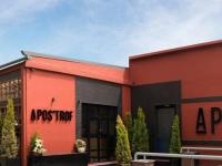 رستوران آپستروف (ترکیه ای)